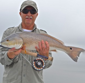 fly fishing for reds hilton head