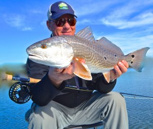 fly fishing for reds in Georgia and South carolina